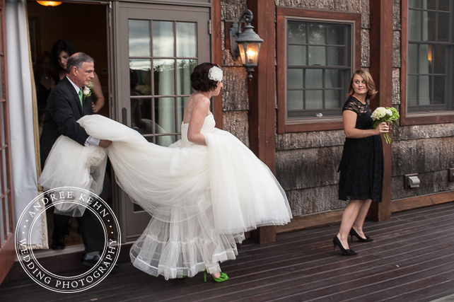 Ski Esta Wedding Newry Maine Wedding